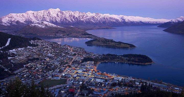 The view from the Skyline Gondola. Photo: Destination Queenstown - image 0