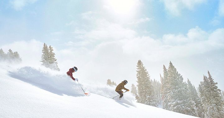 What a beautiful day for skiing at Vail. Photo: Vail Resorts - image 0