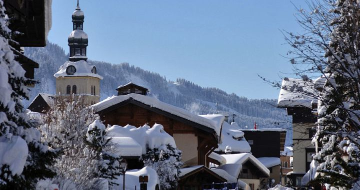 Beautiful Megeve Village. Photo: Megeve Tourism - image 0