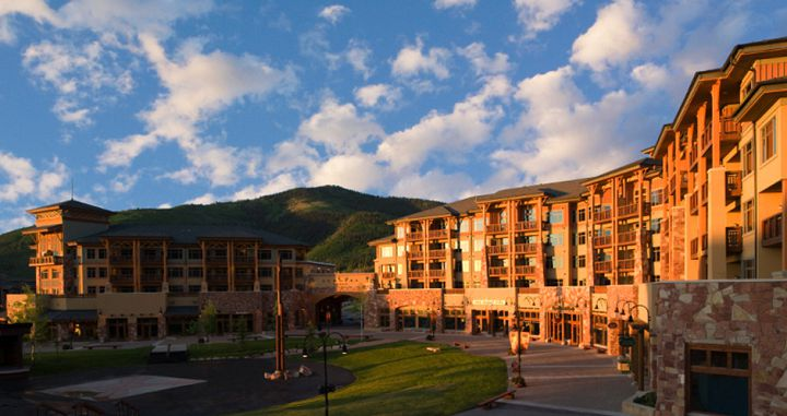 Fantastic slopeside location at Canyons Village Base Area. - image_0