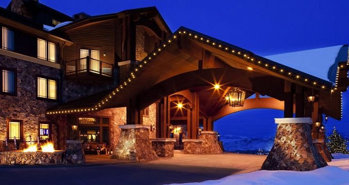 Waldorf Astoria Park City - Canyons - USA - image_1