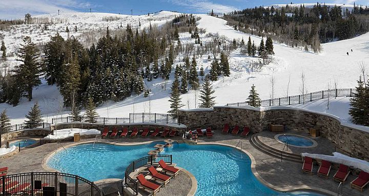 St Regis Deer Valley - Deer Valley - USA - image_0