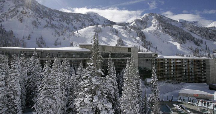The Cliff Lodge and Spa - Snowbird - USA