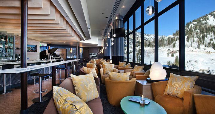 Great on-site restaurants and bars at the Cliff Lodge. - image_2