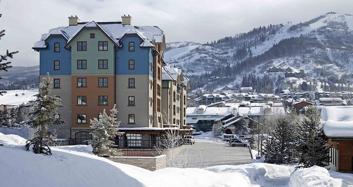 Wonderfully located condos in Steamboat Springs. Photo: Highmark Condos - image 0