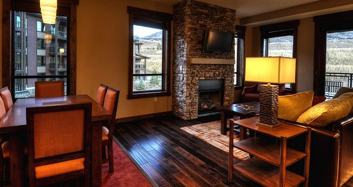 Fully equipped condos with wonderful stone fireplaces. - image_3