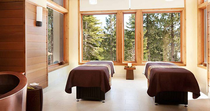 Enjoy the on-site wellness facilities and massage. Photo: Ritz-Carlton Lake Tahoe - image_8