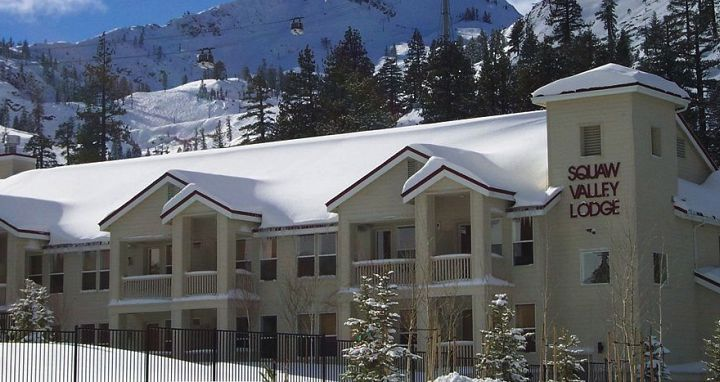 Unbeatable ski-in ski-out location in Olympic Valley. Photo: Squaw Valley Lodge - image_0