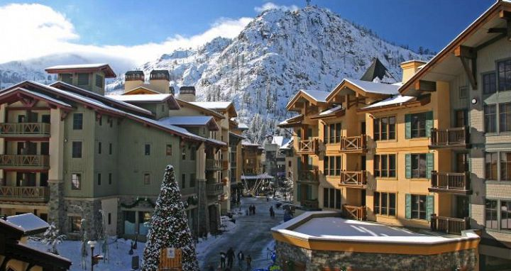 Fantastic lodging for a family ski vacation. Photo: The Village at Squaw Valley - image 0