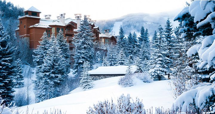 Perfect serenity for a ski vacation in Beaver Creek. Photo: Elkhorn Lodge - image_0