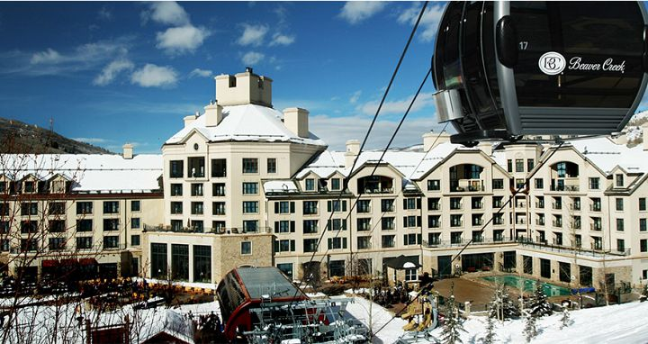 Ski-in ski-out access to Beaver Creek Resort. Photo: Park Hyatt Beaver Creek - image_9