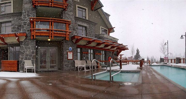 Pan Pacific Whistler Village Centre - Whistler Blackcomb - Canada - image_1