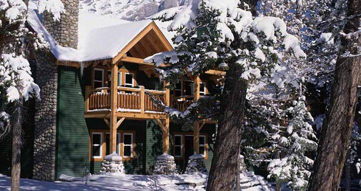 Buffalo Mountain Lodge Banff Alberta Canada Stylish