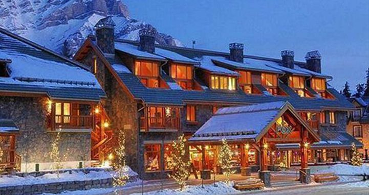 The Fox Hotel and Suites - Banff - Canada - image_0