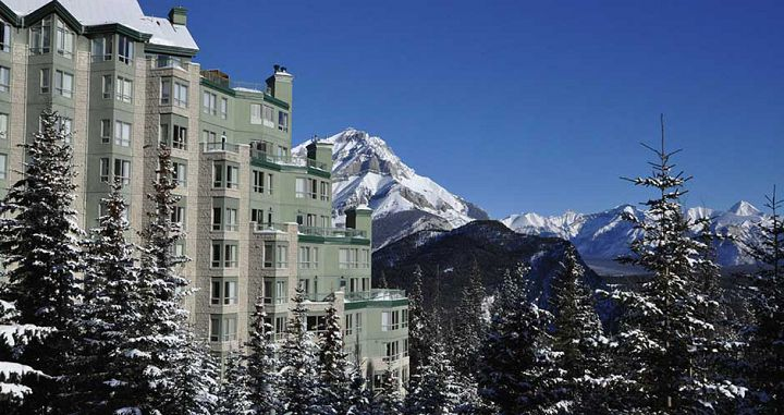 The Rimrock Resort Hotel - Banff - Canada - image 0