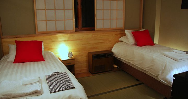 Double Black Hotel - Hakuba - Japan - image_1