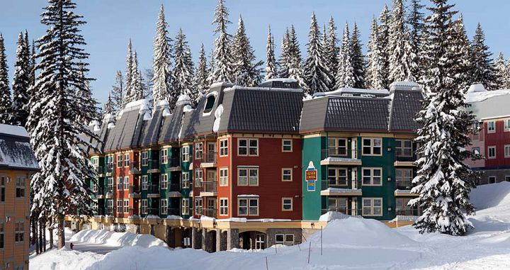 Silver Creek Lodge - Silver Star - Canada - image_0