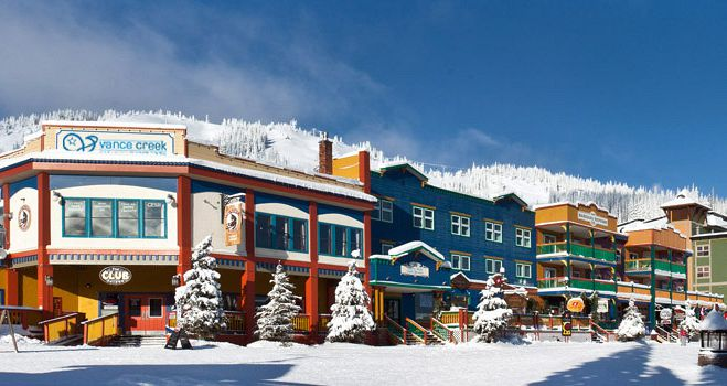 Vance Creek Hotel - Silver Star - Canada - image_0