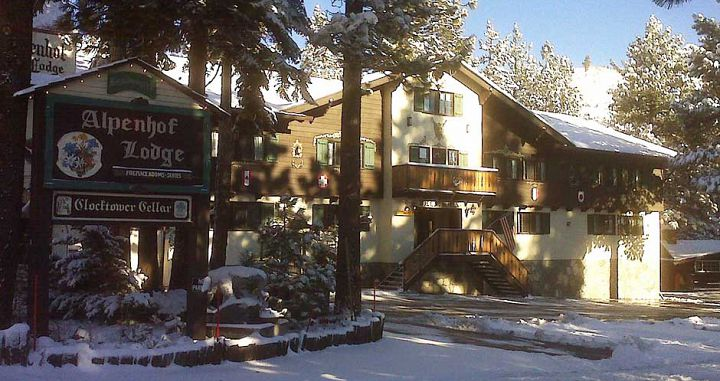 Alpenhof Lodge - Mammoth - USA - image_6