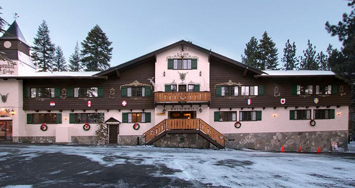 Alpenhof Lodge - Mammoth - USA - image_0