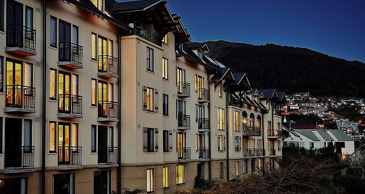 Hotel St Moritz - Queenstown - New Zealand