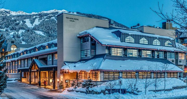 The Listel Hotel Whistler - Whistler Blackcomb - Canada - image_0