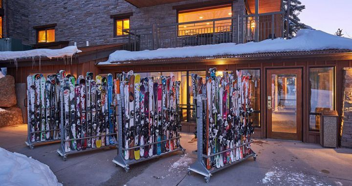 The on-site ski valet makes for a hassle-free ski holiday. Photo: The Crestwood Condos - image_5