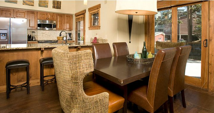 Fully equipped kitchens and spacious dining areas to entertain. - image_4
