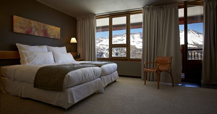 Hotel Valle Nevado - Valle Nevado - Chile - image_3