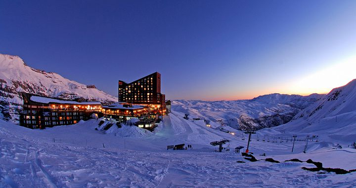 Hotel Valle Nevado - Valle Nevado - Chile - image_4