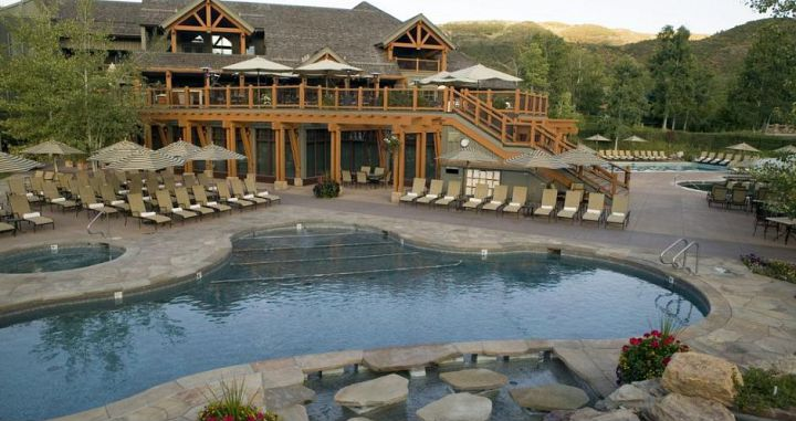 Featuring outdoor hot tub and swimming pool. Photo: Two Roads Hospitality - image_1