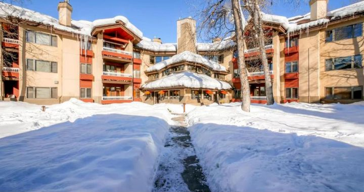 Ideally located on the edge of Steamboat Springs ski resort. Photo: Wyndham Vacations - image_2