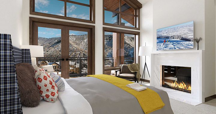 Wonderful ski-in ski-out location of Limelight makes it a perfect choice for a luxury ski vacation. Photo: Limelight Hotel Snowmass - image_0