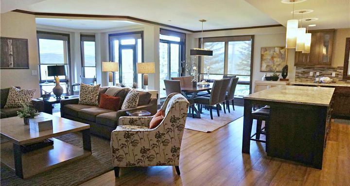 Plenty of space for a family ski vacation in Snowmass. Photo: Wyndham Vacations - image_5