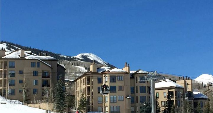 Chamonix is a perfect slopeside condo option in Snowmass. Photo: Wyndham Vacations - image_0