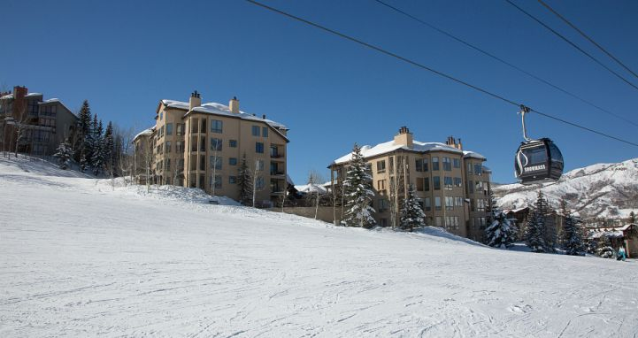 Enjoy ski-in ski-out access in Snowmass. Photo: Wyndham Vacations - image_2