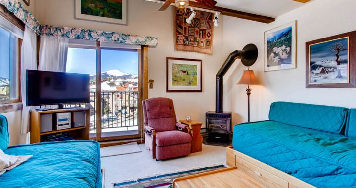 Buttes Condominiums - Crested Butte - USA - image_4