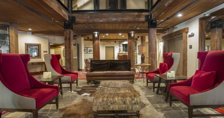 The Silver Baron lodge oozes with modern mountain decor & warm Utah hospitality. - image_2