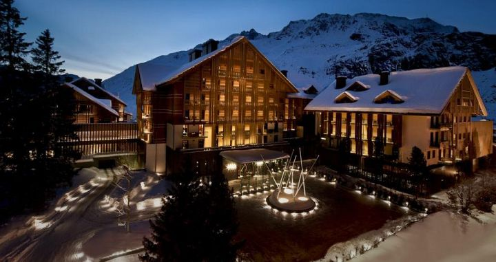 The Chedi Andermatt - Andermatt - Switzerland - image 0