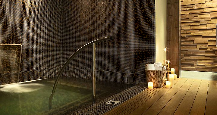 On-site day spa that makes it worth taking a day off from the slopes. Photo: The Viceroy - image_14