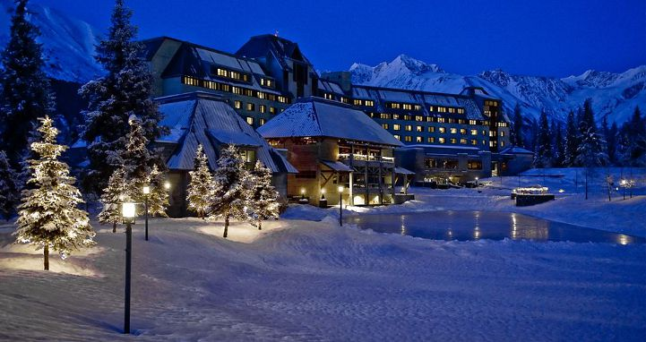 The Hotel Alyeska - Alyeska - USA - image 0