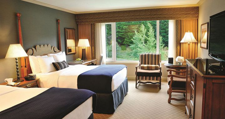 The Fairmont Chateau Whistler - Whistler Blackcomb - Canada - image_2
