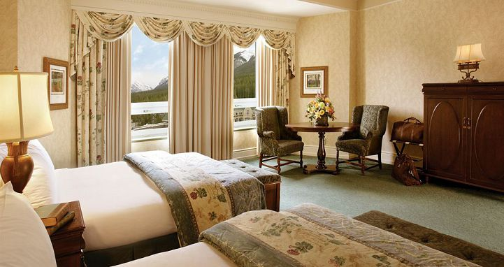 The Fairmont Banff Springs - Banff - Canada - image_5