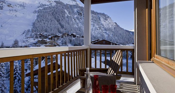 Hotel Ormelune - Val d'Isere - France - image_14