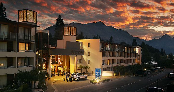 Novotel Queenstown Lakeside - Queenstown - New Zealand - image 0