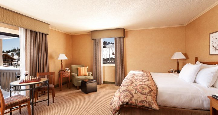 Ideal for families and couples. Photo: Mammoth Mountain Inn - image_6
