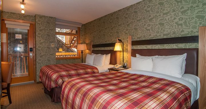 The Fox Hotel and Suites - Banff - Canada - image_4