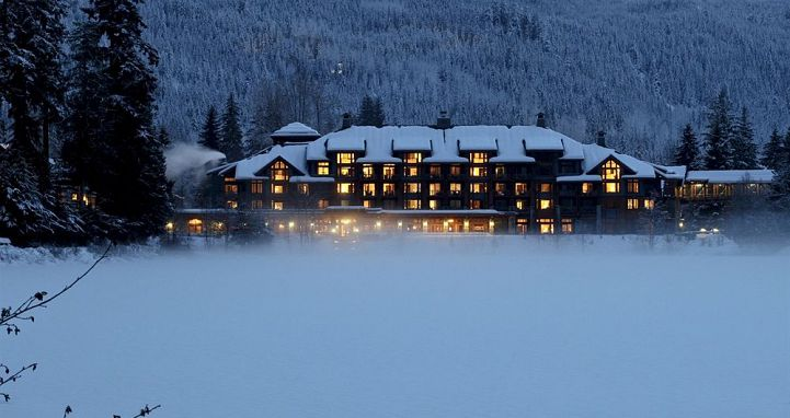 Nita Lake Lodge - Whistler Blackcomb - Canada - image_0