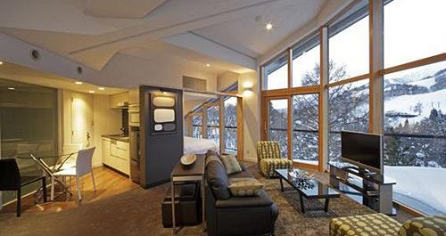 The Ridge Hotel & Apartments - Hakuba - Japan - image_7