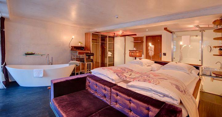 Backstage boutique hotel zermatt detailed review for Boutique hotel zermatt
